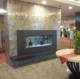 Fireplace Aquarium Toronto