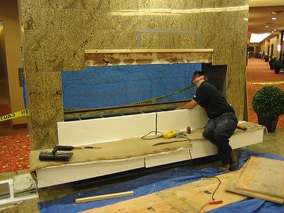 Custom Aquarium Construction