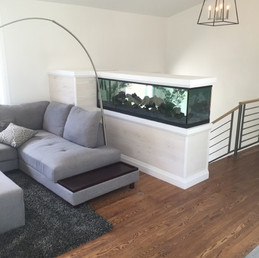 Custom Aquarium Cabinets Toronto