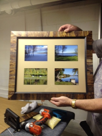 Photo picture framing