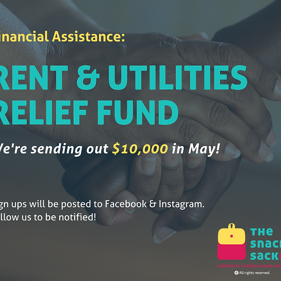 May Rent & Utility Relief