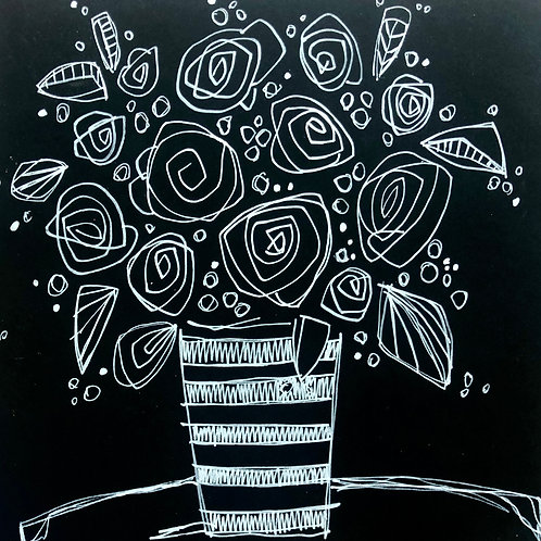 Dynamite Black & White