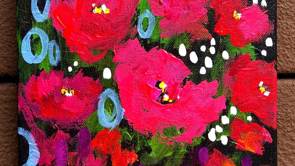 Mini Floral I