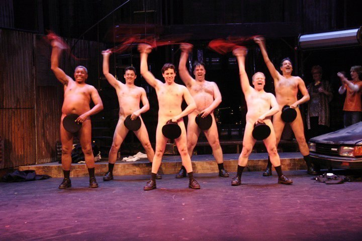 Ethan in the Full Monty