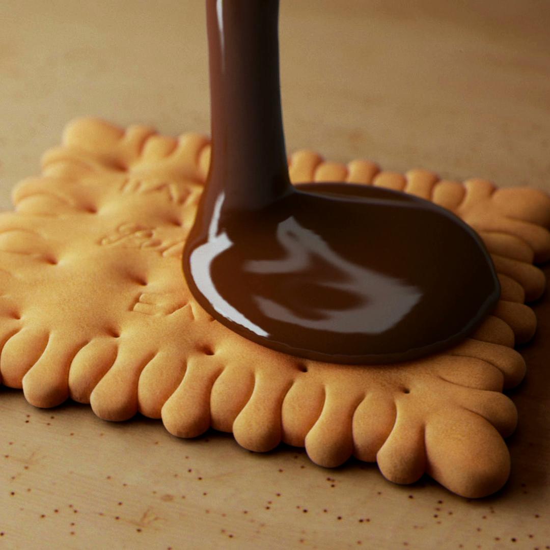 Petit Beurre Choco