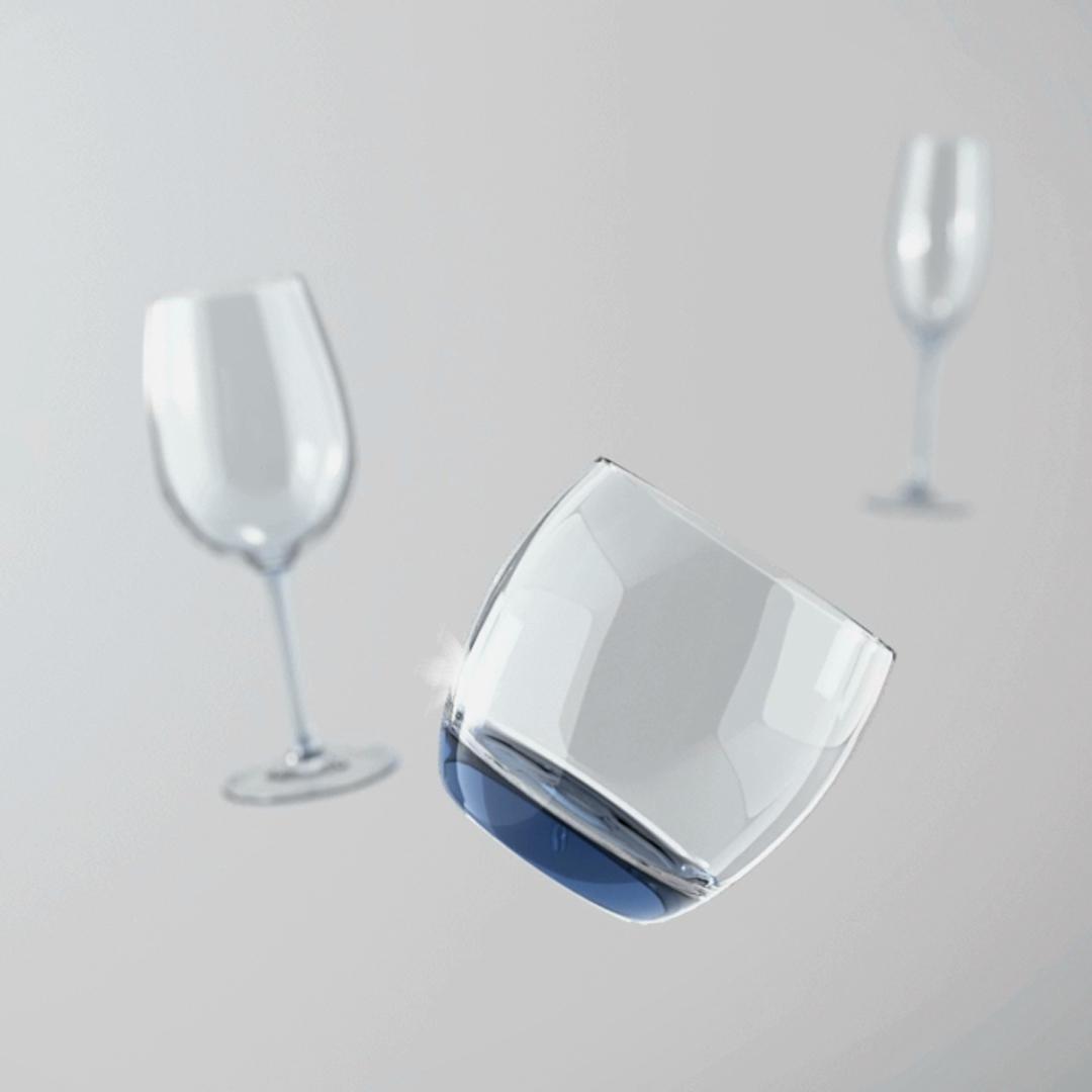BP Glassware