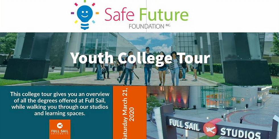 Youth College Tour to Full Sail University
