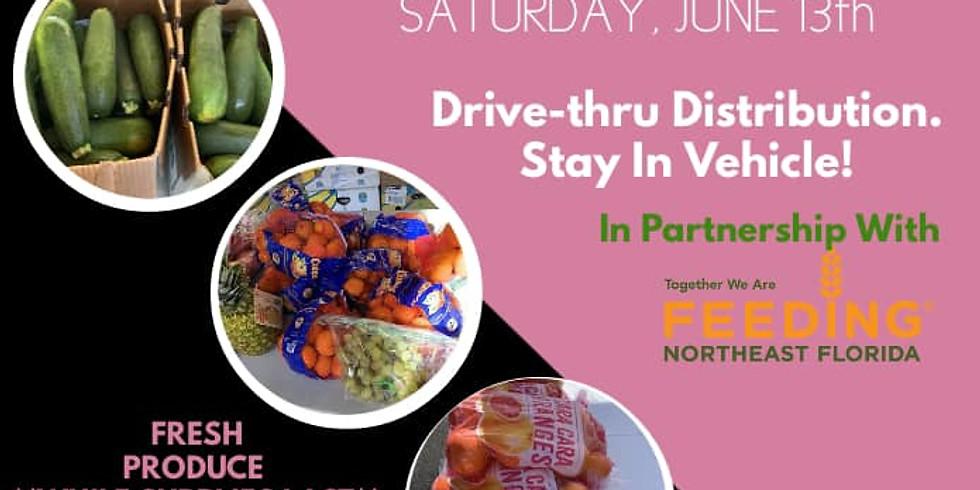 Food Giveaway. Drive-thru Pickup!