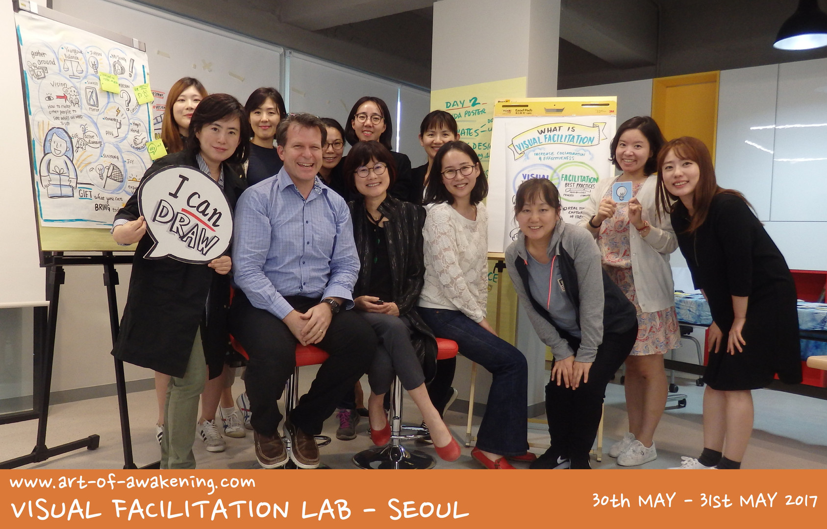VFL Batch 02 - May 2017 - Seoul