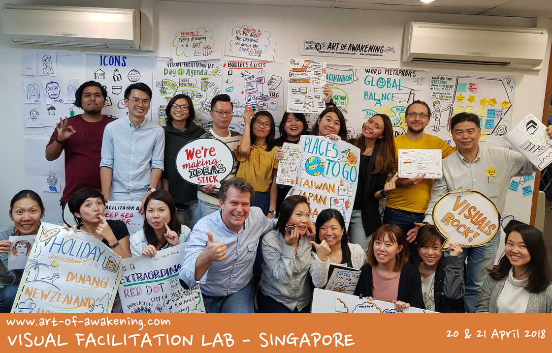 VFL Batch 08 - Apr 2018 - Singapore