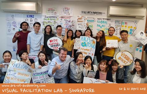 VFL Batch 08 - Apr 2018 - Singapore