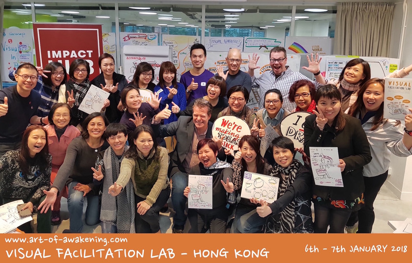 VFL Batch 06 - Jan 2018 - HongKong