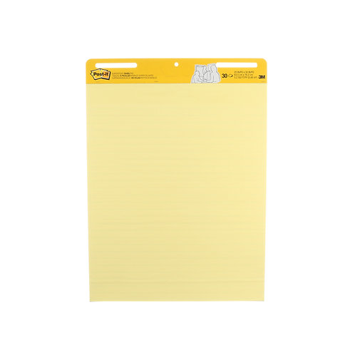 Post-it® Easel Pad - Lined