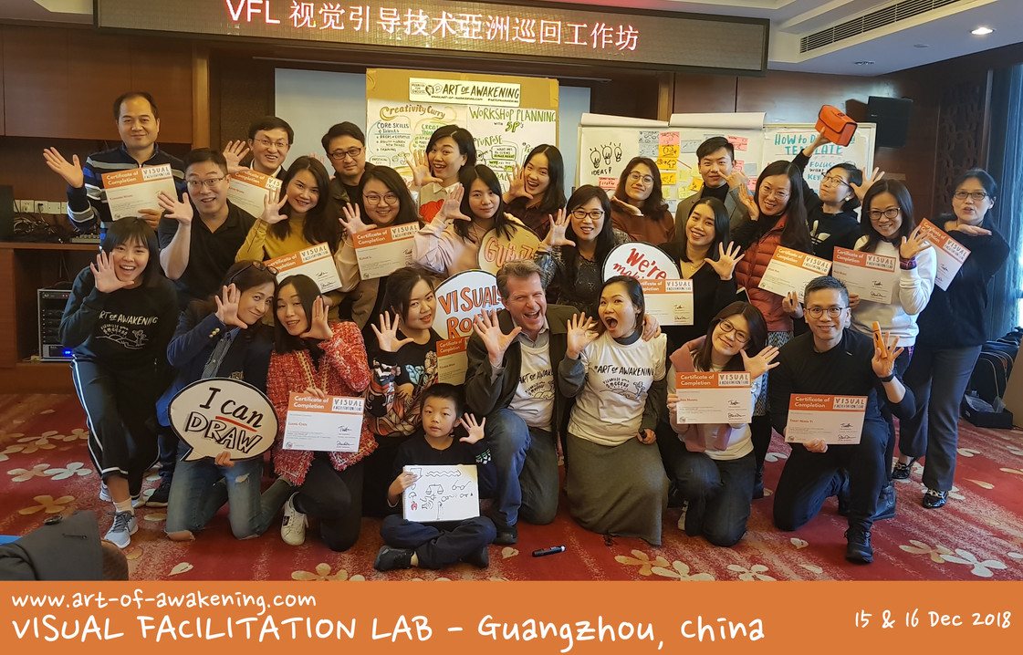 VFL Batch 13 - Dec 2018 - Guangzhou
