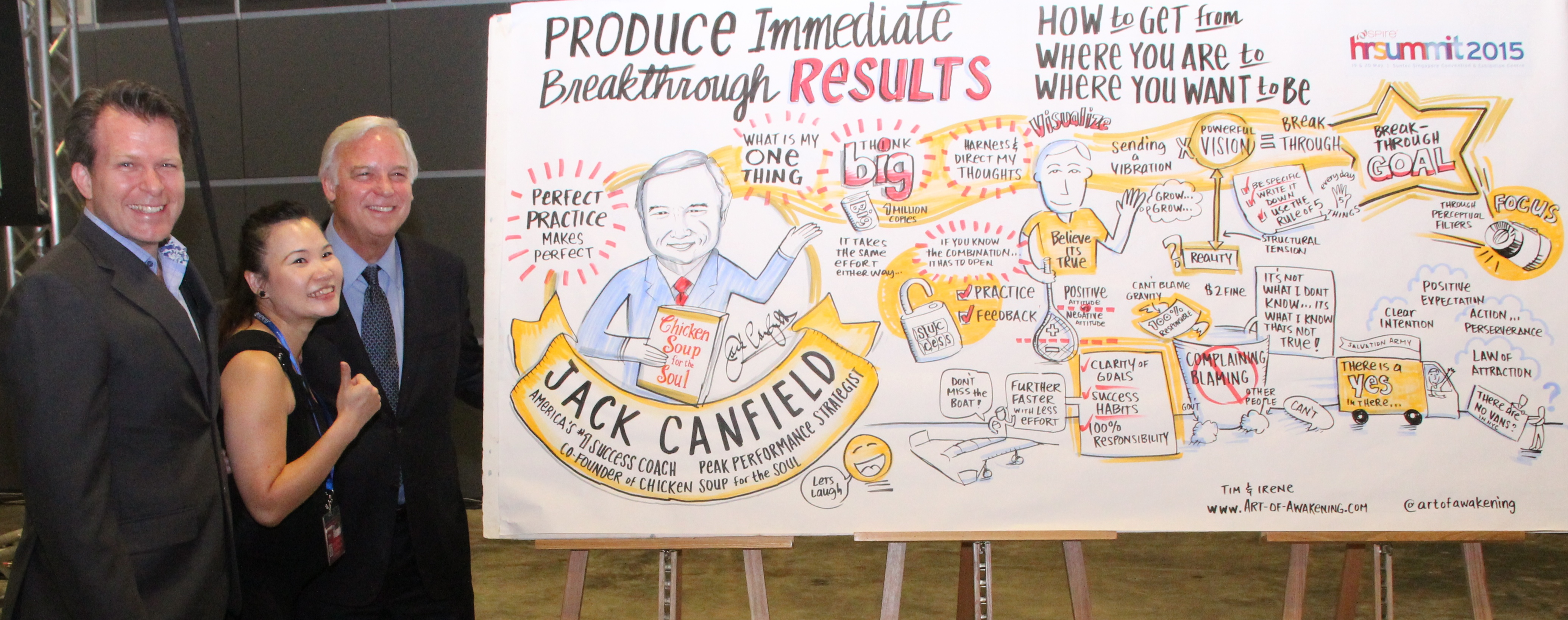 HR Summit 2015 - Jack Canfield