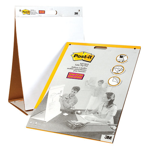 Post-it® Easel Pad -Table Top