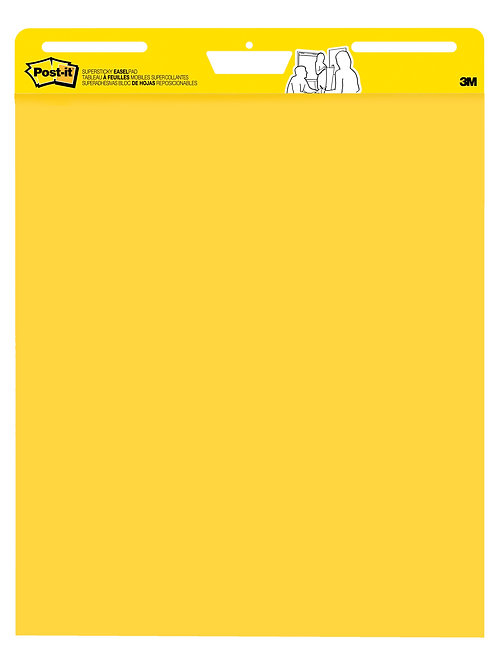 Post-it® Easel Pad - Action Items