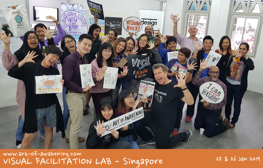 VFL Batch 14 - Jan 2019- Singapore
