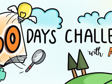 #30DayDrawingChallenge