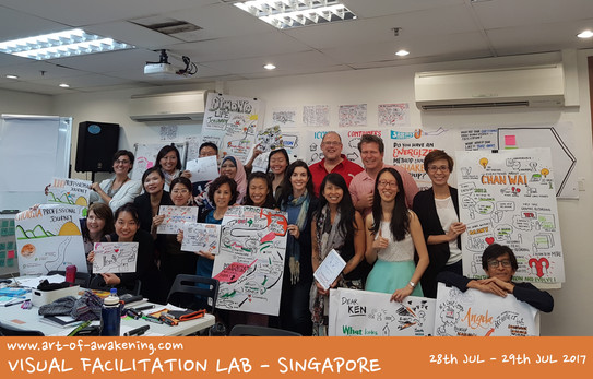 VFL Batch 03 - Jul 2018 - Singapore