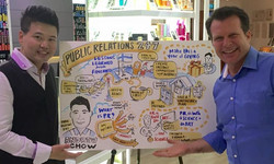 Andrew Chow Book Launch