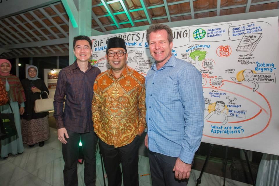SIF Friends of SG SG50 Bandung