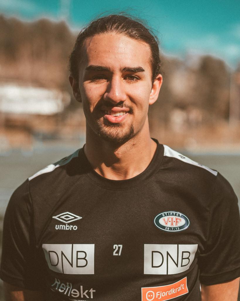 Christoffer Bugge har spillt for både Vålerenga og KFUM.