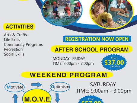 After School & Weekend Programs