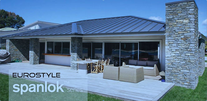 Eurostyle Spanlok Roofing Systems