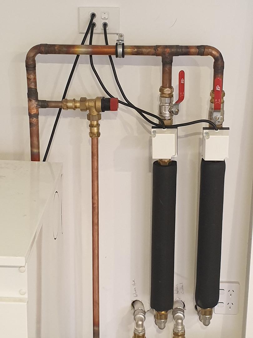 Boiler Install 2