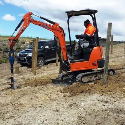 Hitachi ZX17U-5 Mini Excavator