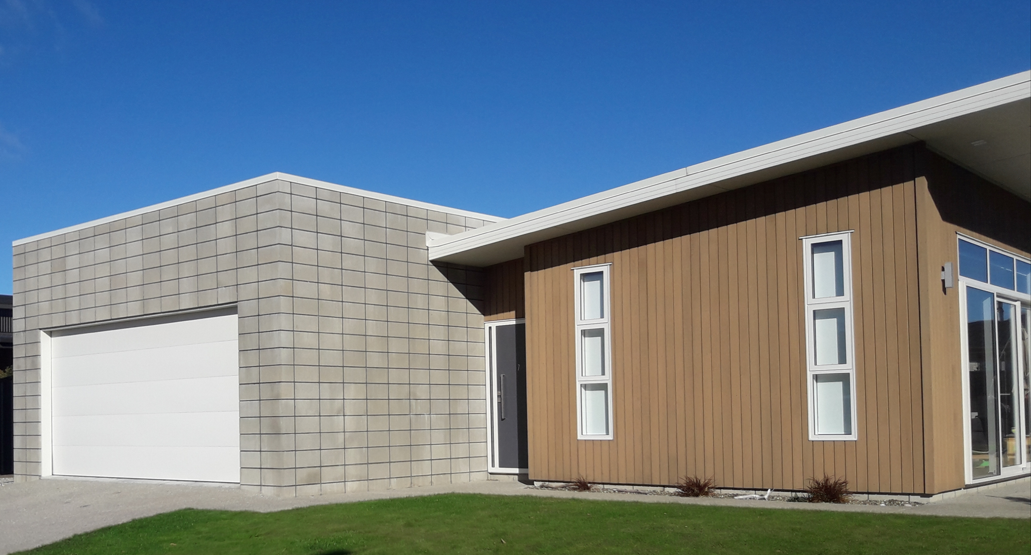 Sleek and Modern Brick Design