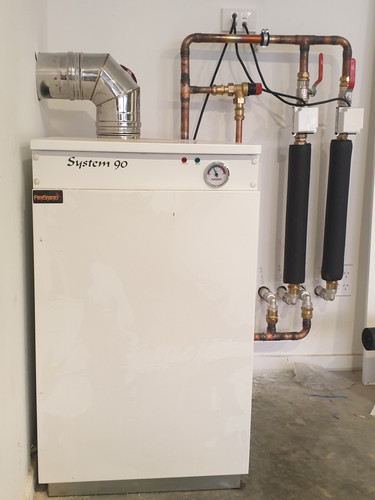 Boiler Install and Maintenance
