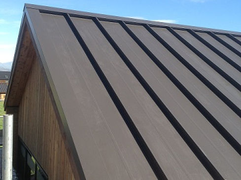 Eurostyle Eurolok Roofing Systems
