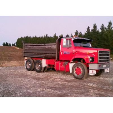 International Tip Trucks