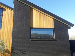 Darker Brick with Timber Accents