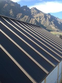 Eurostyle Eurolok Roofing