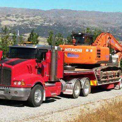 Kenworth T404 Transporter