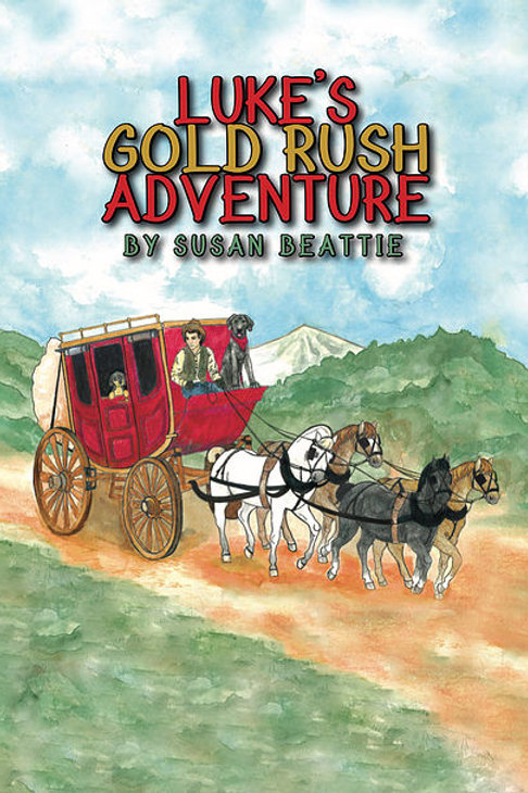Luke's Gold Rush Adventure (Fiction)
