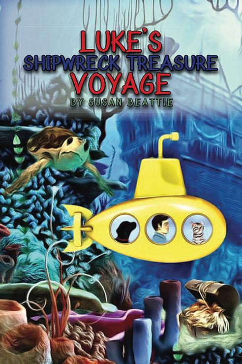 Luke's Shipwreck Treasure Voyage (Fiction)