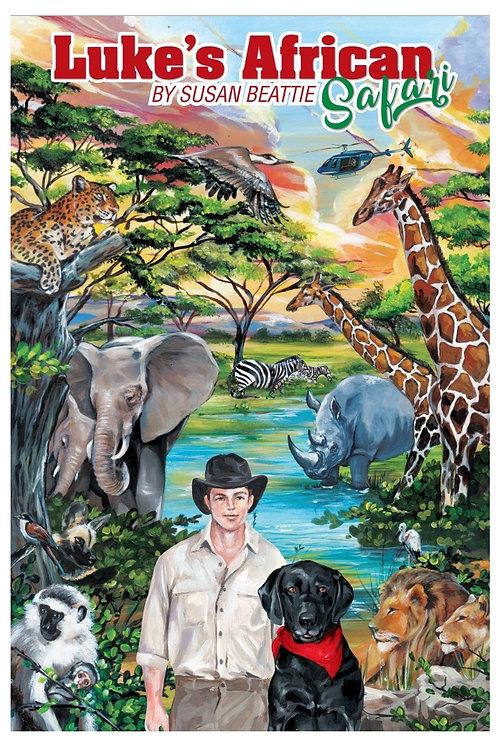 Luke's African Safari (Fiction)