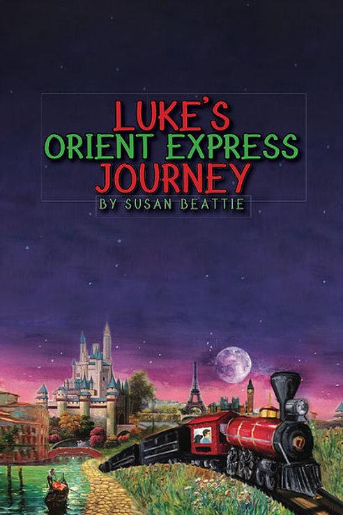 Luke's Orient Express Journey (Fiction)