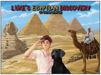 Luke's Egyptian Discovery