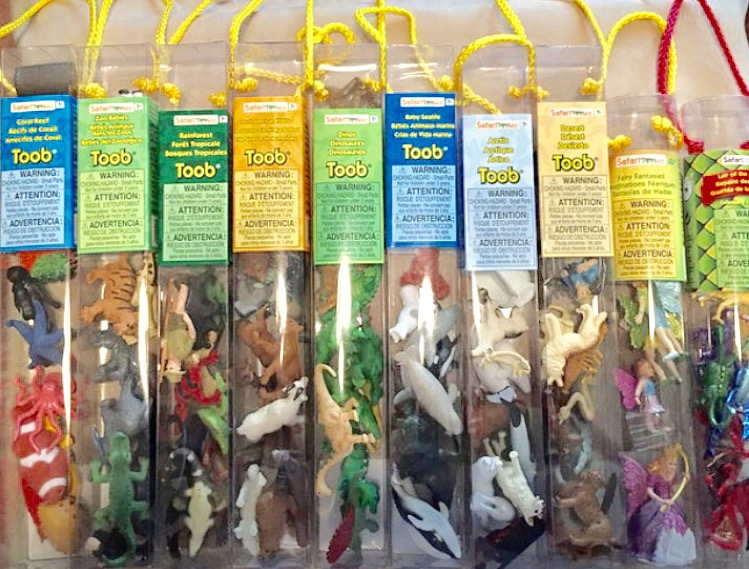 Wildlife Toys for Teaching