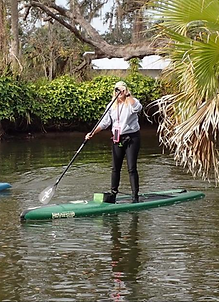 florida paddleboard, tours, kayak, adaptive paddle