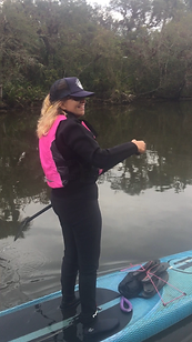 HovieSup, paddleboard, special needs, instructor, tour guide