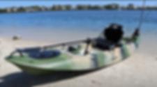 kayak, adaptive paddle, special needs tours, Florida