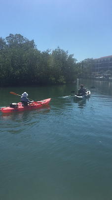 adaptive kayak tour, Boca Grande, special needs