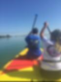supsquatch, adaptive paddle, special needs, florida