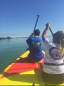 supsquatch, adaptive paddle, special needs, florida